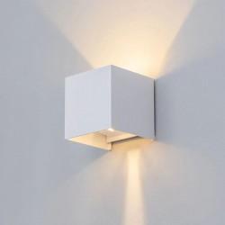 APPLIQUE LED HS100-84 BLANC