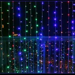 Rideaux LED  RGB