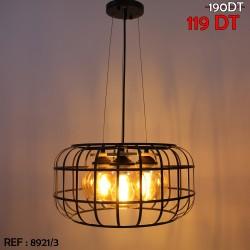 LUSTRE METAL NOIR 8921/3